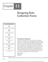 Chapter 11 - Pearson Learning Solutions