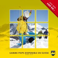 Download catalogue - Pieps-attack.ch