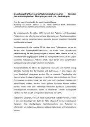 Abstract - Gi-oncology.de