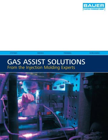 Gas Assist Brochure - BAUER Compressors