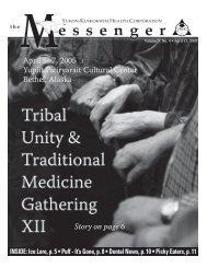 April 5–7, 2005 Yupiit Piciryarait Cultural Center Bethel - Yukon ...