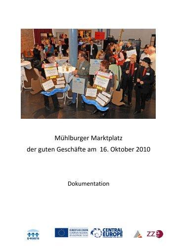 Mühlburger Marktplatzes der guten Geschäfte - Zentrum für ...