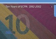 ECPA Annual Report 2001 - 2002 - European Crop Protection ...