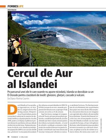 Cercul de Aur al Islandei - Diana-Florina Cosmin