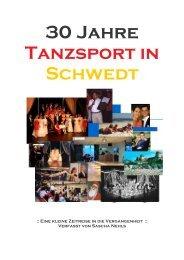 Chronik - Tanzsportclub Schwedt eV