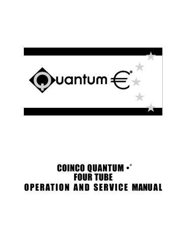 Coinco 9300 coin changer manual