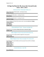 EA Sign Up Sheet Summary Updated 10-4-12.pdf - Episcopal ...