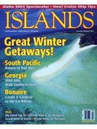 Ship Tips - Islands