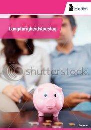 Langdurigheidstoeslag - Gemeente Hoorn