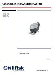 BA551/BA551D/BA551CD/BA611D