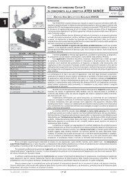 Introduzione alla Direttiva ATEX AD3X - Tecnica Industriale Srl