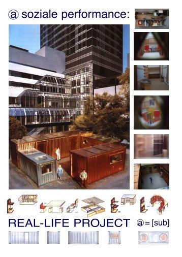 Faltblatt: Real Life Project - Till FE Haupt