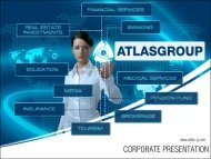 presentation of the atlas group