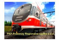 PKP Przewozy Regionalne spółka z o.o.