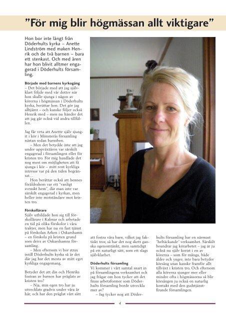 Döderhuklts församlingsblad nr 1 2012 - Minkyrka.se