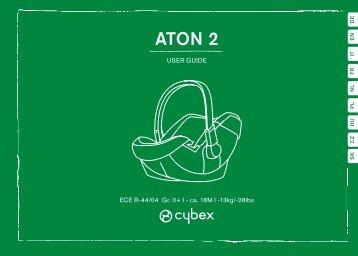ATON 2 - Foteliki samochodowe