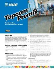 Topcem Premix Topcem Premix - AltaPaints and Coatings