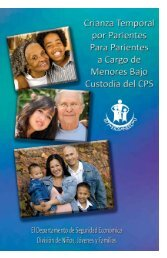 Kinship Foster Care