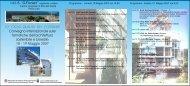 Vedi il programma completo - Ordine degli Ingegneri della provincia ...