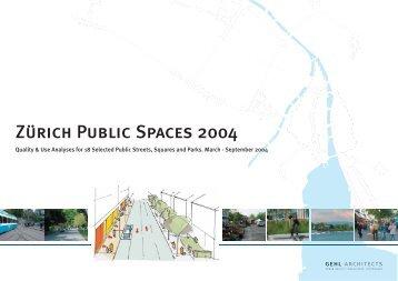 Zürich I .indd - Gehl Architects