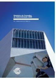Relatório do Conselho de Administração 2009 - Secil