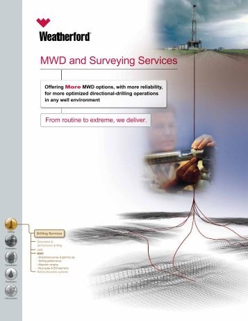 MWD and Surveying Services