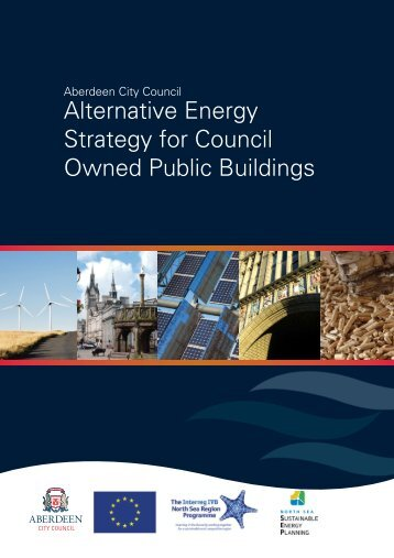 Alternative Energy Strategy for Council Owned ... - North Sea SEP