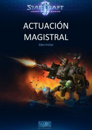 ACTUACIÓN MAGISTRAL