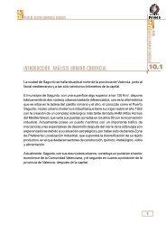 PAC SAGUNTO-CAP-10-Urbanismo.pmd - Actualidad PATECO