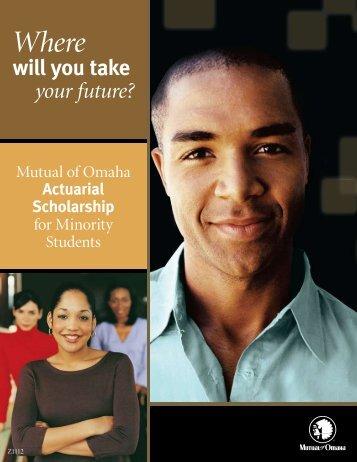 Actuarial Scholarship - Mutual of Omaha