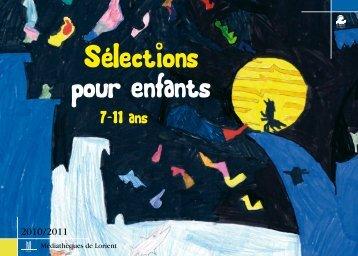 2011 selec7-11 - Médiathèques de Lorient
