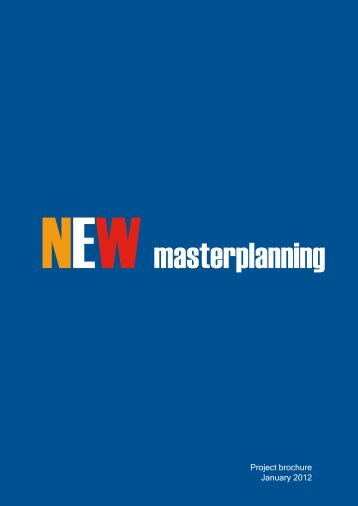 Download our complete brochure HERE - NEW Masterplanning