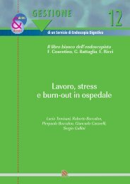 Lavoro, stress e burn-out in ospedale - EndoscopiaDigestiva.it