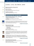 Legal Life Science 2009 - IBC Euroforum - Page 5
