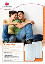 Depliant Semia (Page 1) - Certificazione energetica edifici