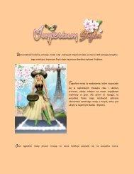 Różnorodność kolorów, emocje, moda i styl - takie jest Imperium ...