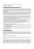 """Das Projekt """"Nachhaltiger Modellstadtteil Freiburg-Vauban"""" - Fakten ... - Page 4"""