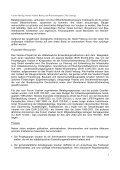 """Das Projekt """"Nachhaltiger Modellstadtteil Freiburg-Vauban"""" - Fakten ... - Page 5"""