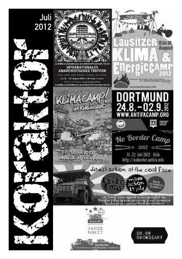 Koraktor Juli 2012 - KTS Freiburg