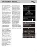 Bedienungsanleitung - Nova - Seite 3