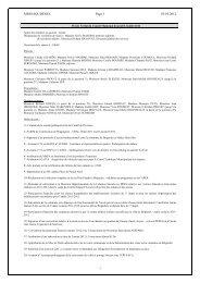 Procès verbal du Conseil municipal - Ville de Brignoles