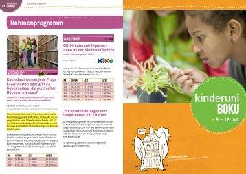 Studienbuch KinderuniWien Teil 4