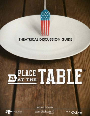 Theatrical Discussion Guide - TakePart
