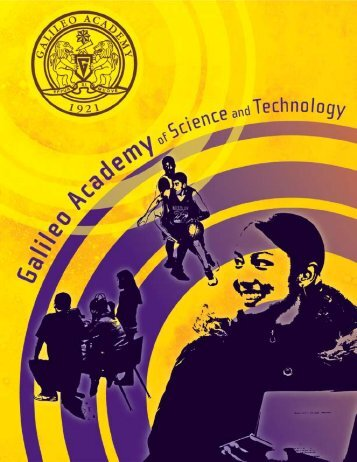 Information Guide - Galileo Academy of Science & Technology