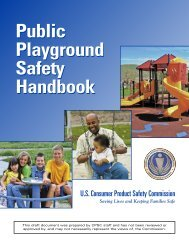 Public Playground Safety Handbook - EMC Insurance Companies