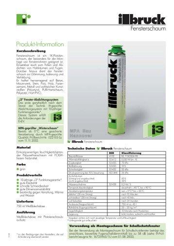 Produkt-Information - Veka