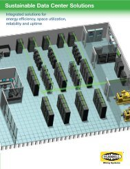 Sustainable Data Center Solutions - Hubbell Wiring Device-Kellems