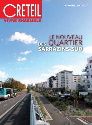 Vivre Ensemble - Novembre 2012 - Créteil