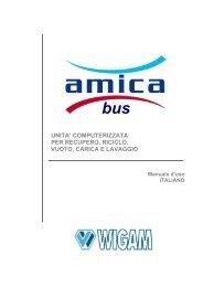 AMICA BUS - Wigam