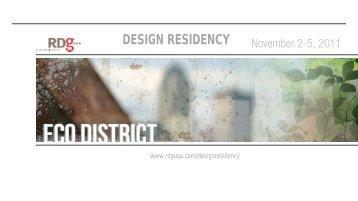 Interview Agenda - RDG Planning & Design